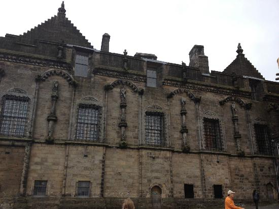 Striling Castle - King of Scotts castle