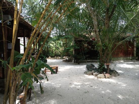 Freedomland Phu Quoc Resort: Anlage