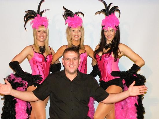 Hotel Belvedere: Martin & Angela and The Tropicana Showgirls