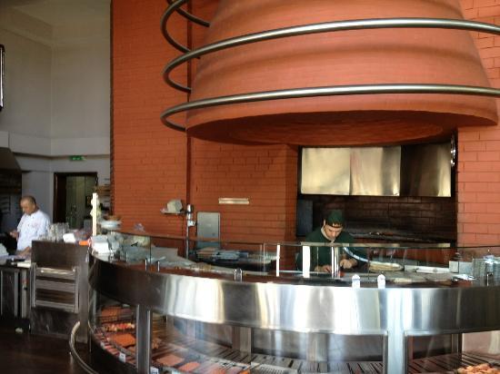 Kababji: Kabab-Ji Front Area of the Restaurant
