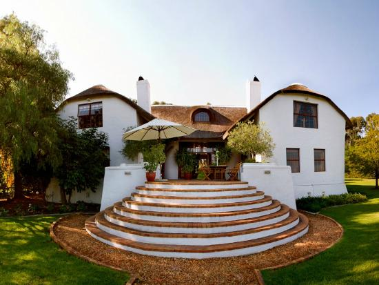 Marianne Wine Estate Guesthouse: Manor House