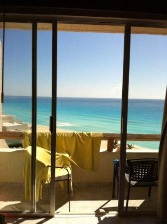 Solymar Cancun Beach Resort: vista dalla stanza