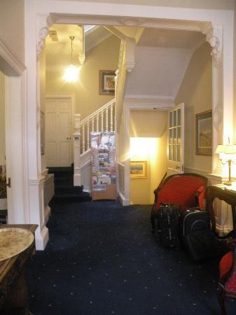 Haymarket Hotel: Entrée de l'hotel