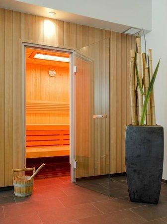Legere Hotel Luxembourg: wellness - sauna