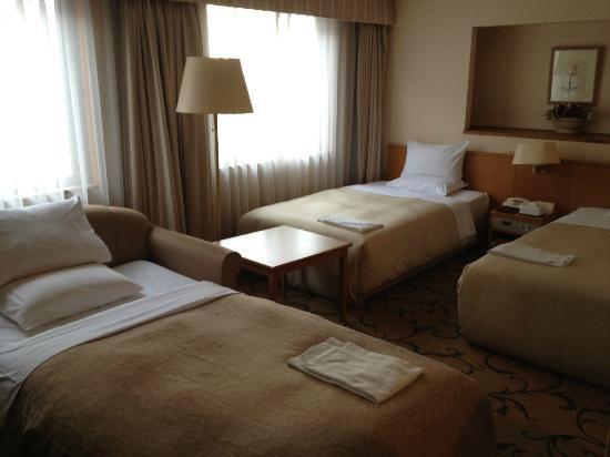Hotel Rose Garden Shinjuku: Room for 3 persons