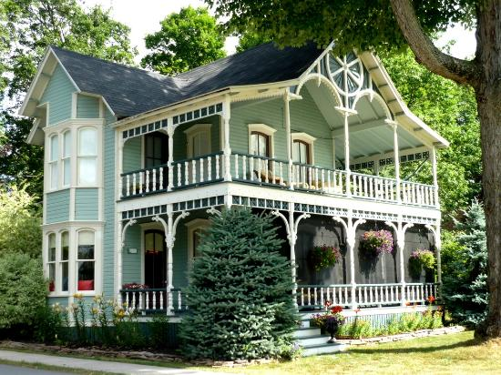Victorian Cottage In Thousand Island Park Picture Of