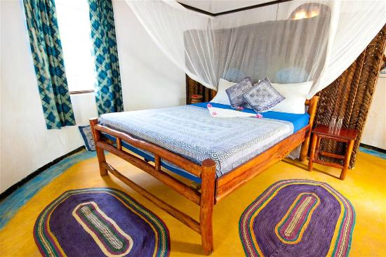 Bellevue Guesthouse : Deluxe round bungalow