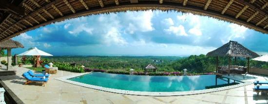 Villa Puri Balangan: 180°OceanView