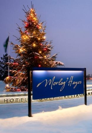 The Morley Hayes Hotel: Christmas at Morley Hayes