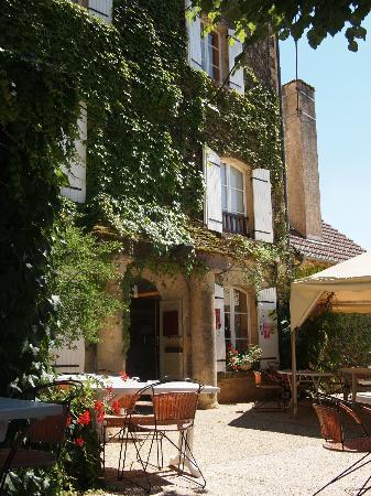 Hostellerie du Passeur : ingresso hotel