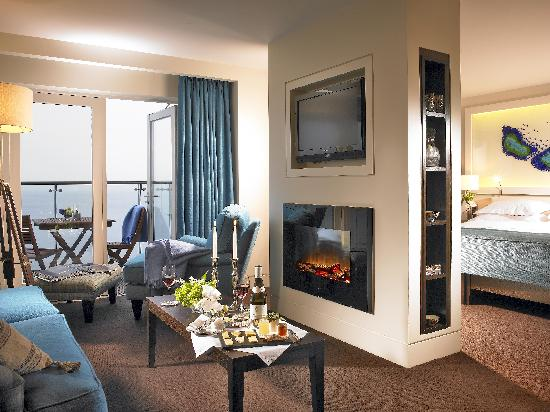 Cliff House Hotel : Suite