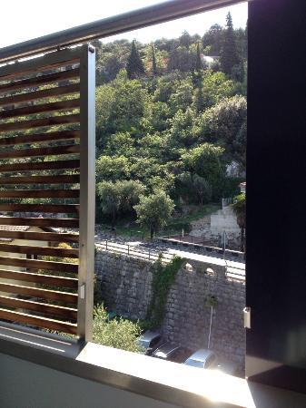 Hotel Caravel: panorama camera lato monti