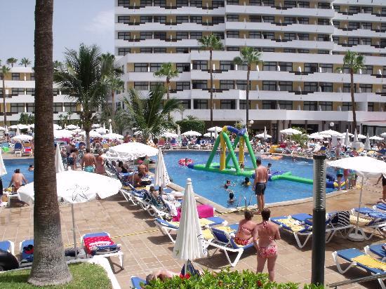 Iberostar Las Dalias : Pool area