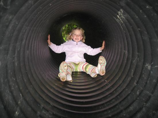 Bassenfell Manor Christian Centre: Tube Slide