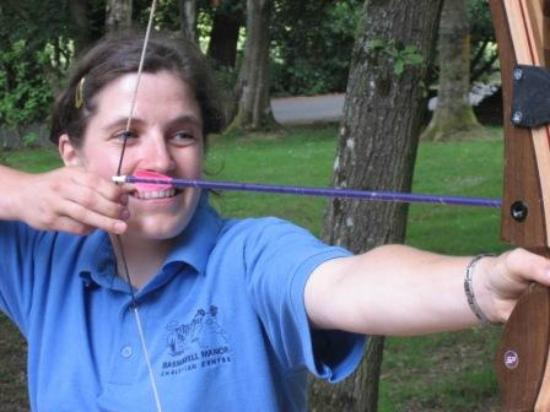 Bassenfell Manor Christian Centre: Archery