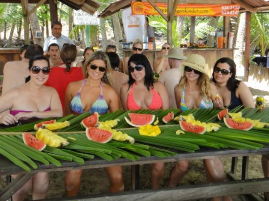 Caldera Boating Tours: Fruits