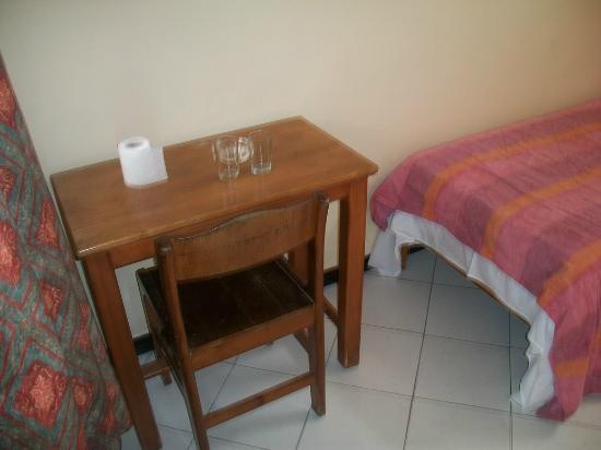 Hotel Royal : Table