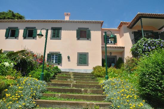 Quinta Sao Goncalo: l'entrée