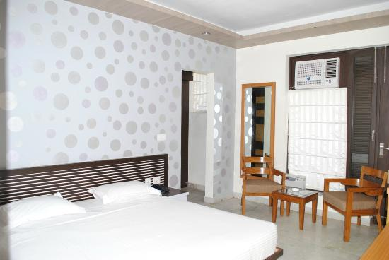 Anand Villa: Deluxe Room