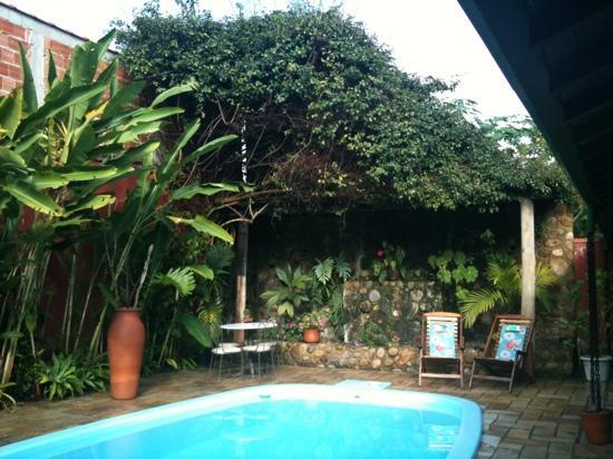Hotel Pousada Guarana: pool area