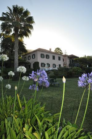 Quinta Sao Goncalo: le jardin 