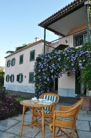 Quinta Sao Goncalo: la chambre avec terrasse