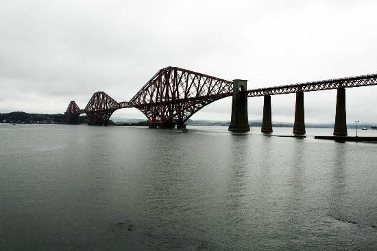 The Hairy Coo - Free Scottish Highlands Tour: Bridge