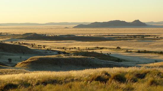 Namib Desert Lodge: Dünenfahrt 3