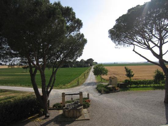 Cortona Resort - Le Terre dei Cavalieri : Peaceful and lovely setting