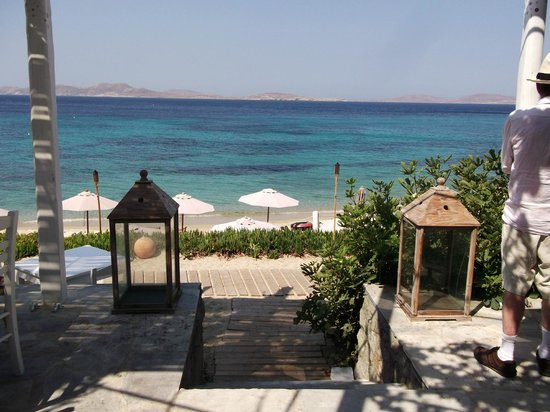 Cyclades Studios: The Shirley Valentine beach