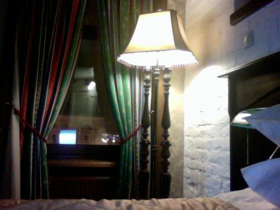 Rossi Boutique Hotel & SPA: a piece of interior