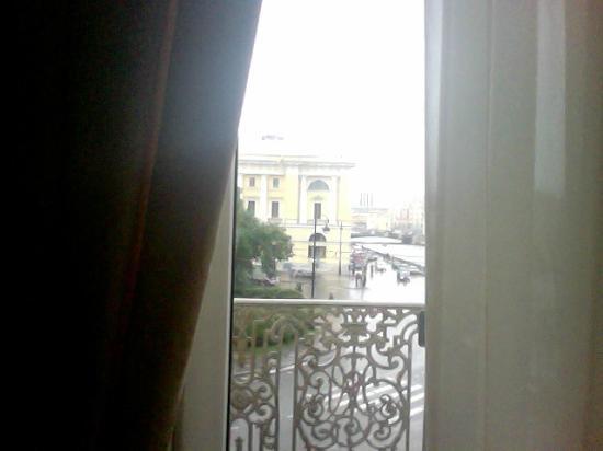 Rossi Boutique Hotel & SPA: balcony