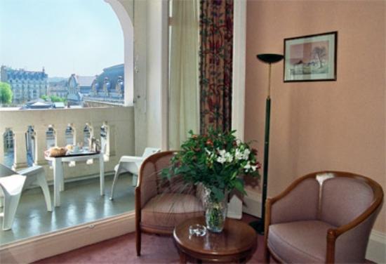 Aletti Palace Hotel: chambre