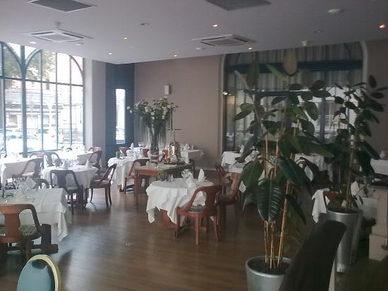 Aletti Palace Hotel: restaurant LA VERANDA