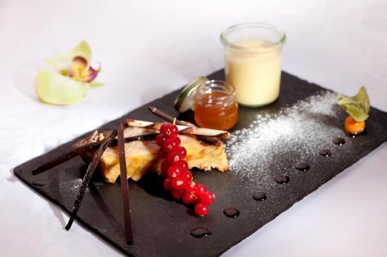 Aletti Palace Hotel: dessert
