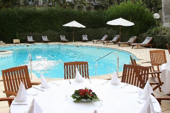 Aletti Palace Hotel: Piscine chauffée