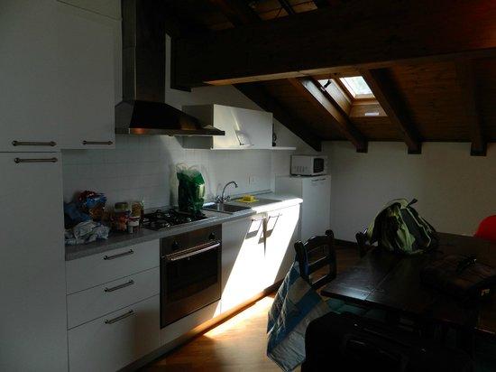 Casa Lory: kitchen