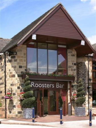 Roosters Bar & Restaurant at Morley Hayes