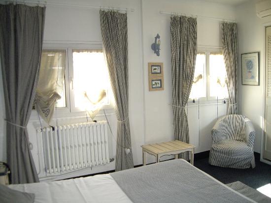 Hotel Le Glacier : la nostra camera