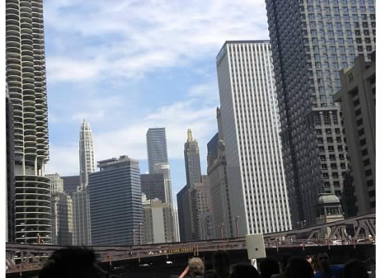 Chicago Mercantile Exchange (CME): building around CME