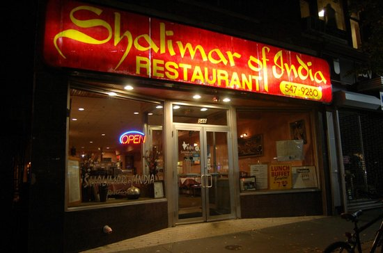 Shalimar of India Restaurant