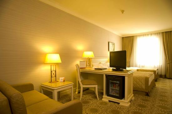 Elite World Prestige Hotel: ROOM