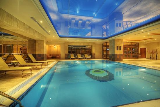 Elite World Prestige Hotel: SWIMMING POOL