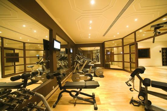 Elite World Prestige Hotel: FITNESS CENTER