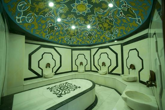 Elite World Prestige Hotel: TURKISH BATH