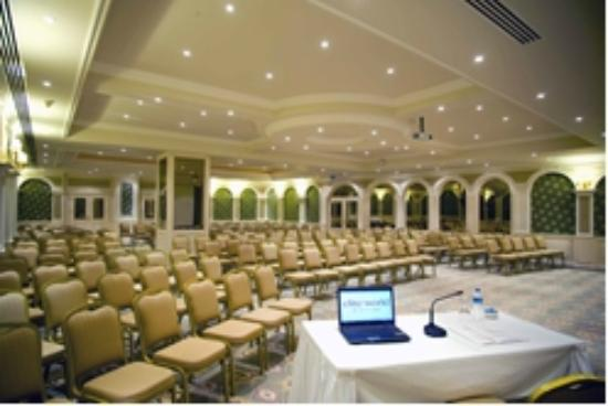 Elite World Prestige Hotel: MEETING ROOM