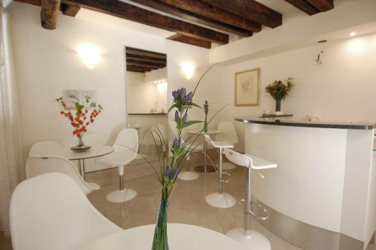 Santa Margherita Guesthouse: cucina