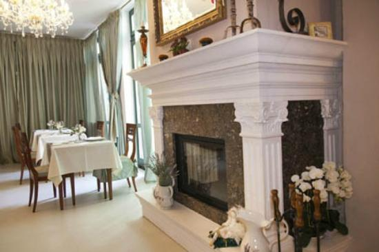 Palace Judita Heritage Hotel: Dining area