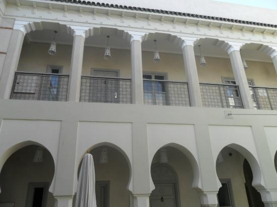 Riad Nashira & Spa: stanze del primo piano