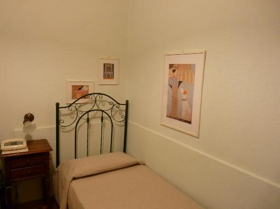 Arcadia Hotel : Vue de la chambre 1